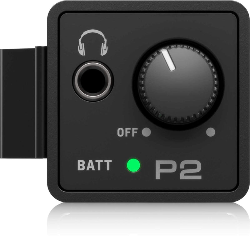 Behringer PowerPlay P2 Ultra-Compact In-Ear Monitor Amplifier - PSSL ProSound and Stage Lighting