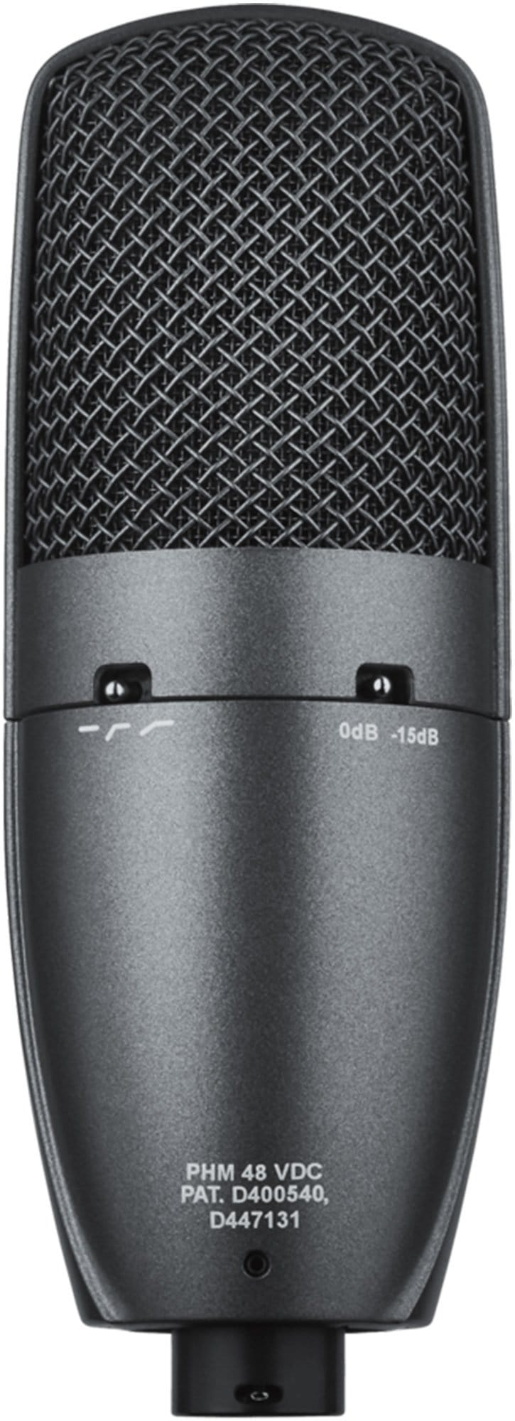 Shure BETA27 Supercardioid Instrument Microphone