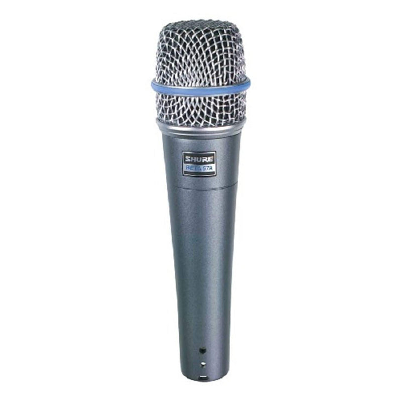 Shure Beta 57A Dynamic Instrument Microphone - ProSound and Stage Lighting