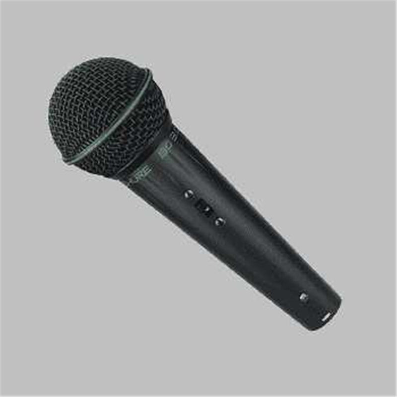 Shure BETA Green Dynamic Microphone with On & Off - PSSL ProSound and Stage Lighting