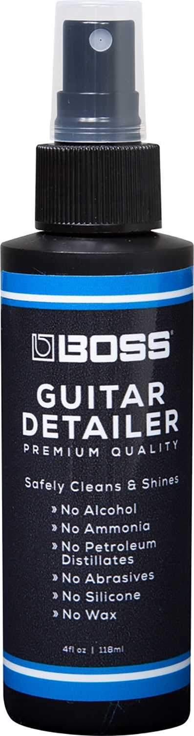 Boss BGD-01 Guitar Detailer 4 Ounce Bottle - PSSL ProSound and Stage Lighting