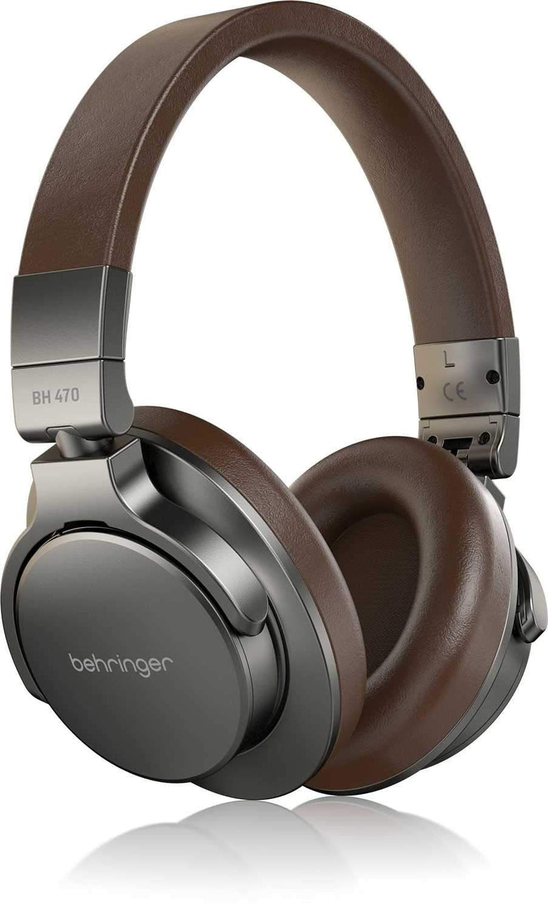 Behringer BH-470 Studo Monitoring Headphones - PSSL ProSound and Stage Lighting