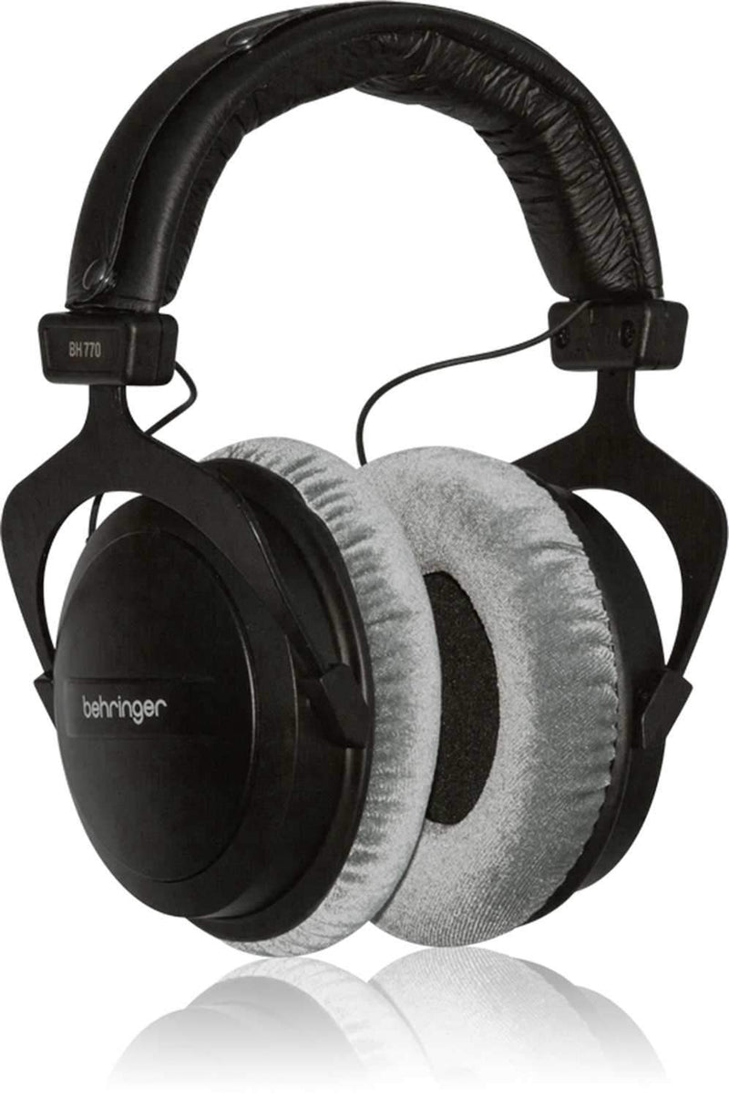 Behringer BH 770 Studio Reference Headphones - PSSL ProSound and Stage Lighting