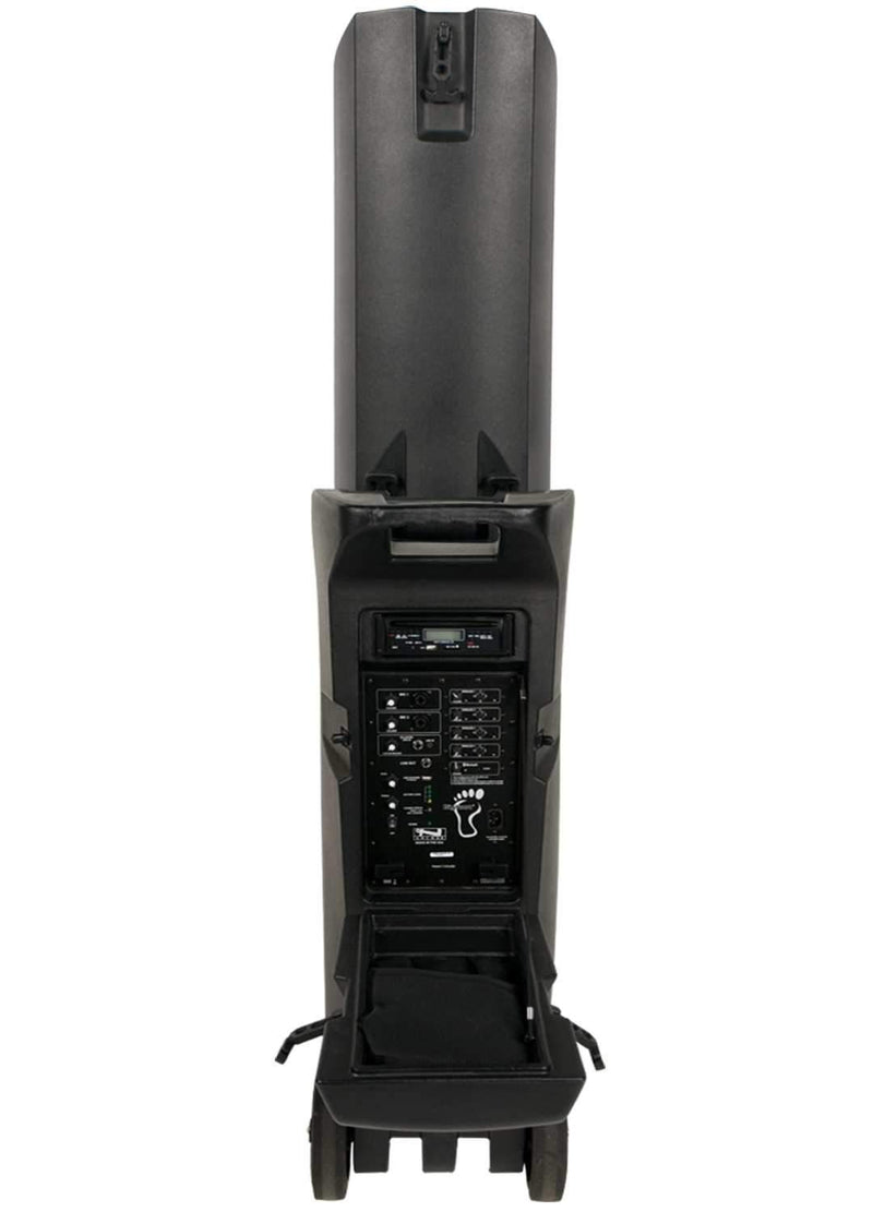 Anchor Bigfoot BIG-8000XU1 with Bluetooth, AIR Transmitter & 1 Wireless Receiver - PSSL ProSound and Stage Lighting