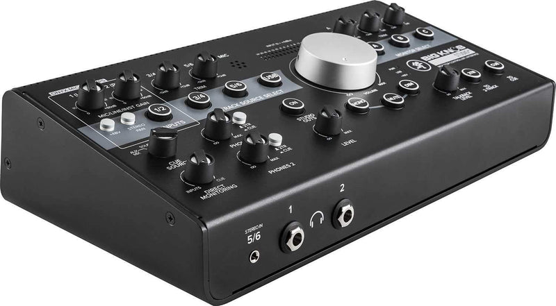 Mackie Big Knob Studio-Plus Monitor Controller & Audio Interface - PSSL ProSound and Stage Lighting