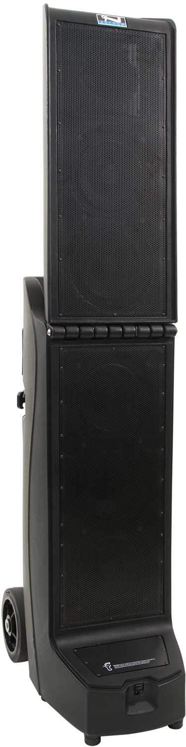 Anchor Audio Bigfoot QuadR Portable Speaker System with 4 Mics - PSSL ProSound and Stage Lighting