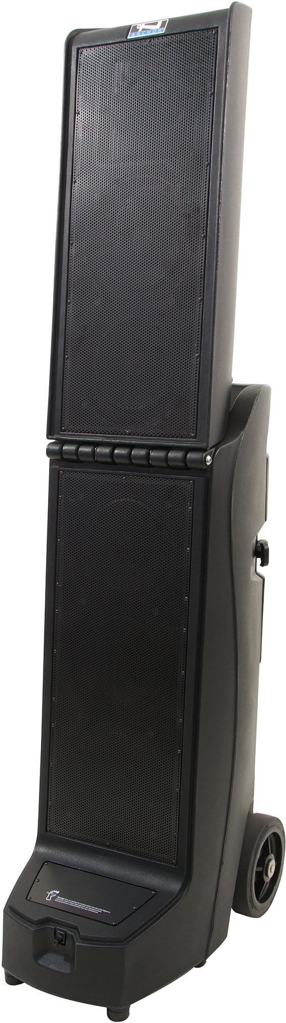 Anchor Audio BIG2-DUAL Bigfoot 2 Portable Line Array with Bluetooth - PSSL ProSound and Stage Lighting