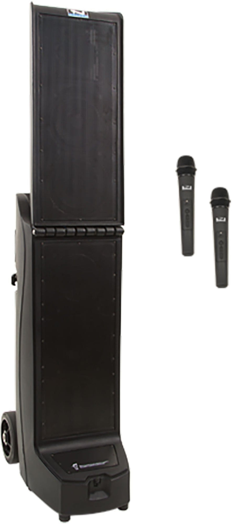 Anchor Audio BIG2-DUAL Bigfoot 2 Portable Line Array with Bluetooth - ProSound and Stage Lighting