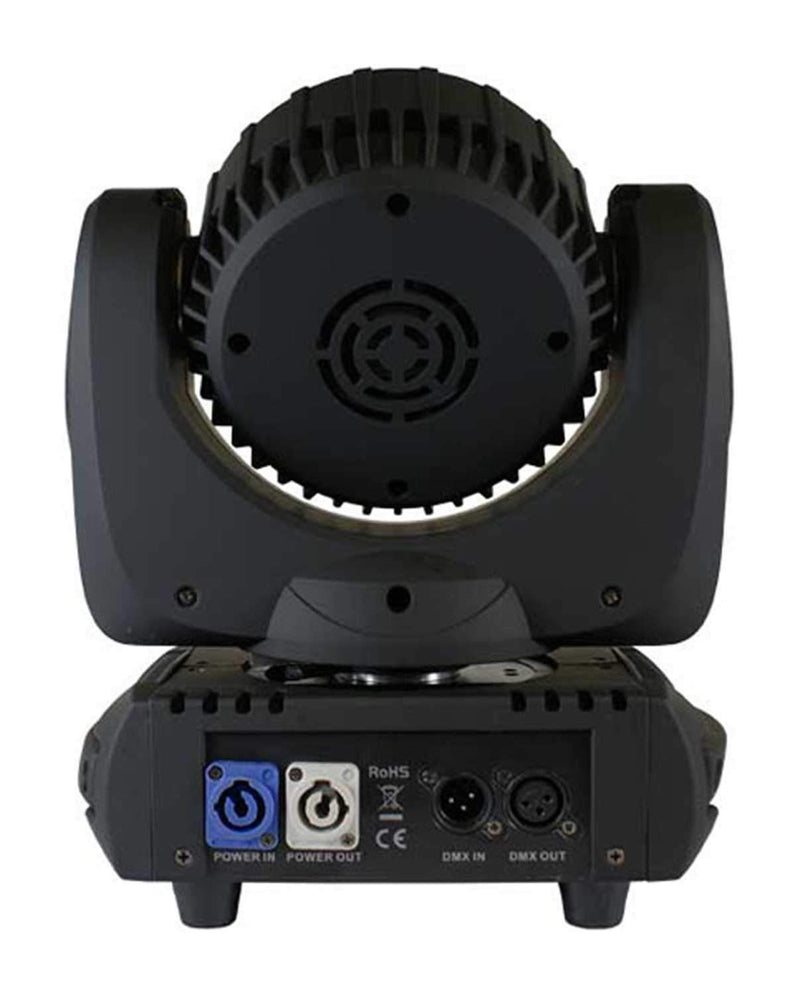 Blizzard Blade QFX 12x 10W RGBW LED Moving Head - PSSL ProSound and Stage Lighting