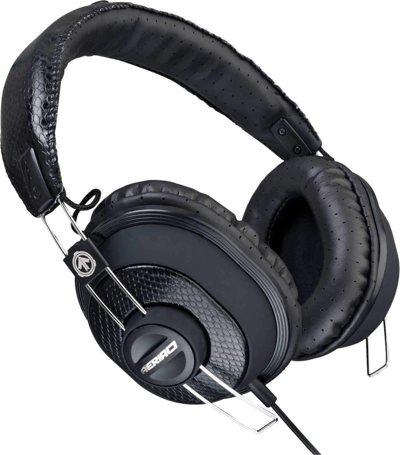 Aerial7 BLAQ Chopper2 Ultra Pro Dj Headphones - PSSL ProSound and Stage Lighting