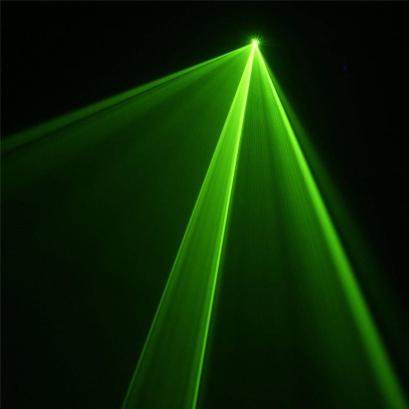 Blizzard Kaptivator DMX 3D RGB Laser Effect Fixture - ProSound and Stage Lighting