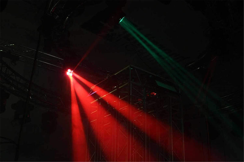 Blizzard Nova 4x25-Watt Moving Head LED Effect Light - PSSL ProSound and Stage Lighting