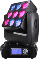 Blizzard Blockhead Big Eye Pixel LED Moving Head - ProSound and Stage Lighting