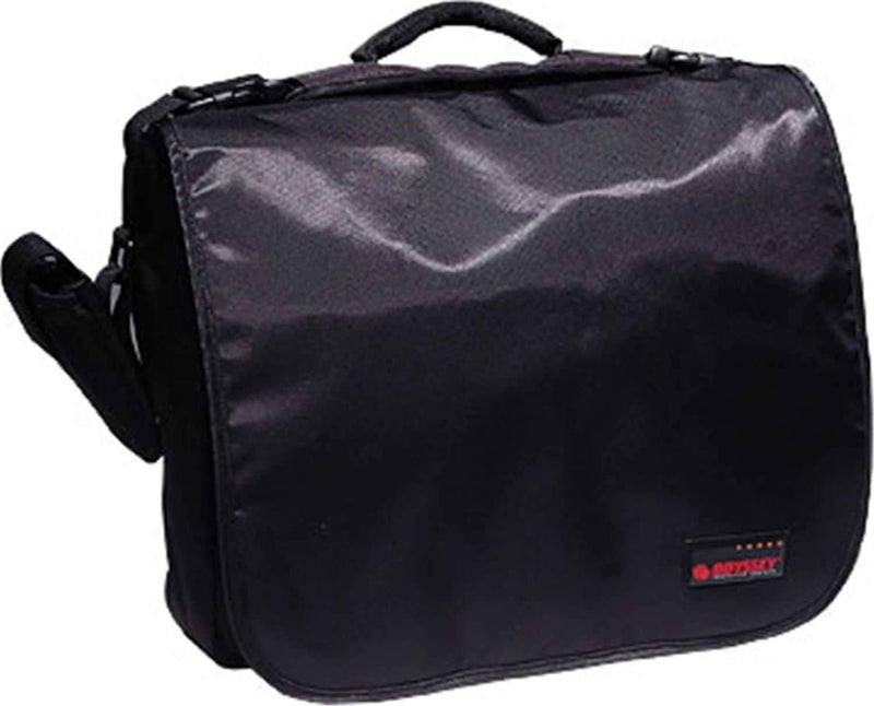 Odyssey BLP30SCBLACK Pro Dj Messenger Bag - ProSound and Stage Lighting