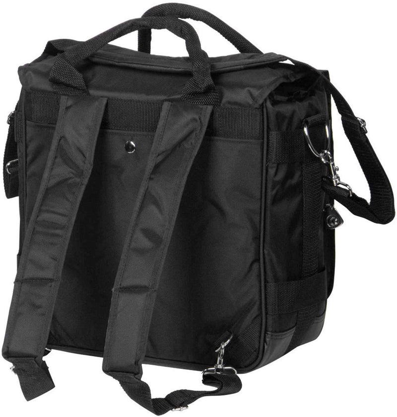 Odyssey BLPB50BLK All in One DJ Bag Holds 50 LP's - PSSL ProSound and Stage Lighting