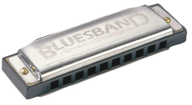 Hohner BLUES-BAND Entry Level Harmonica - PSSL ProSound and Stage Lighting