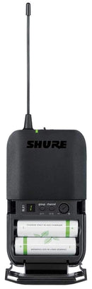 Shure BLX14RW93 Wireless Lavalier Syst with Wl93 H9 - ProSound and Stage Lighting