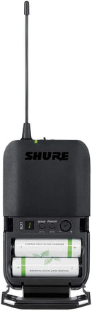 Shure BLX1 Wireless Bodypack Transmitter - PSSL ProSound and Stage Lighting