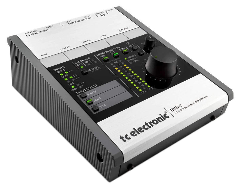 TC Electronic BMC-2 Monitor Control - PSSL ProSound and Stage Lighting