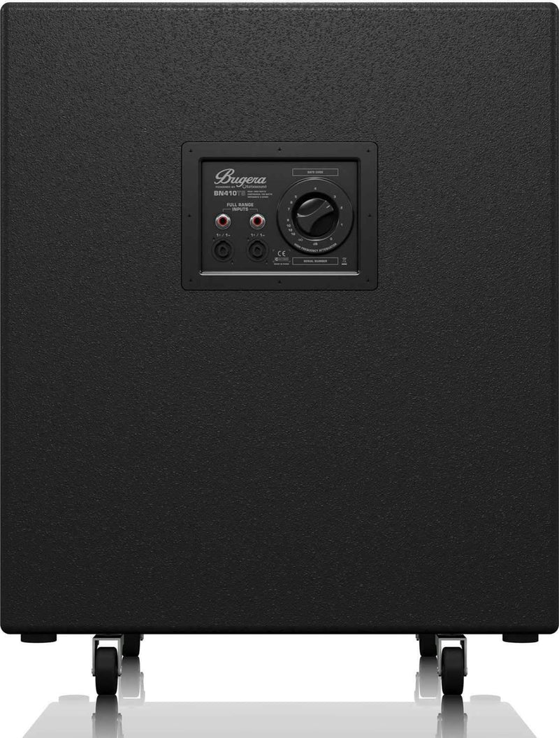 Bugera BN410TS Bass Cabinet-4x10-Inch Speaker - PSSL ProSound and Stage Lighting