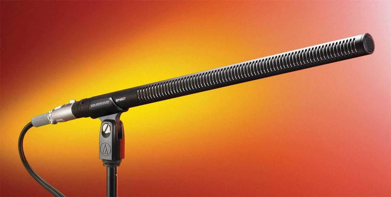 Audio Technica BP4027 Stereo Shotgun Microphone - ProSound and Stage Lighting