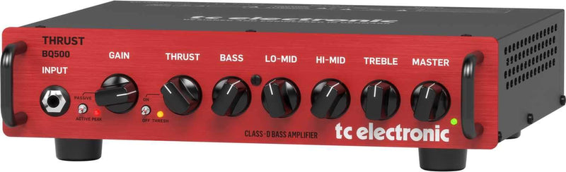 TC Electronic 500 Watt Portable Bass Head - PSSL ProSound and Stage Lighting