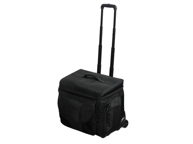 Odyssey BRL17W Dlx Digital Dj Shuttle Bag with Wheels - ProSound and Stage Lighting