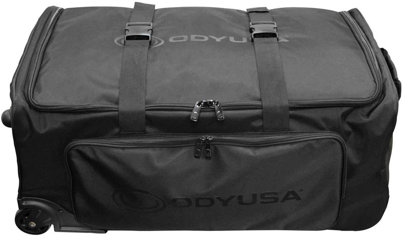 Odyssey BRLPAR1HW LED Par Light Bag with Wheels - PSSL ProSound and Stage Lighting