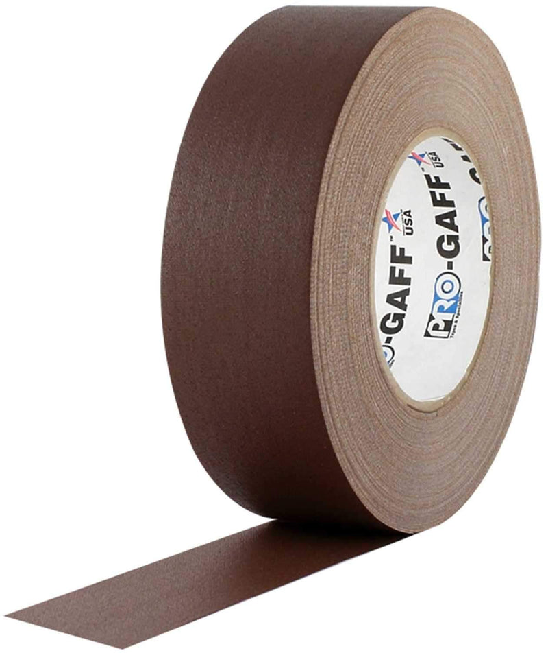 PRO Brown Gaffers Stage Tape 2 In x 55 Yds - PSSL ProSound and Stage Lighting