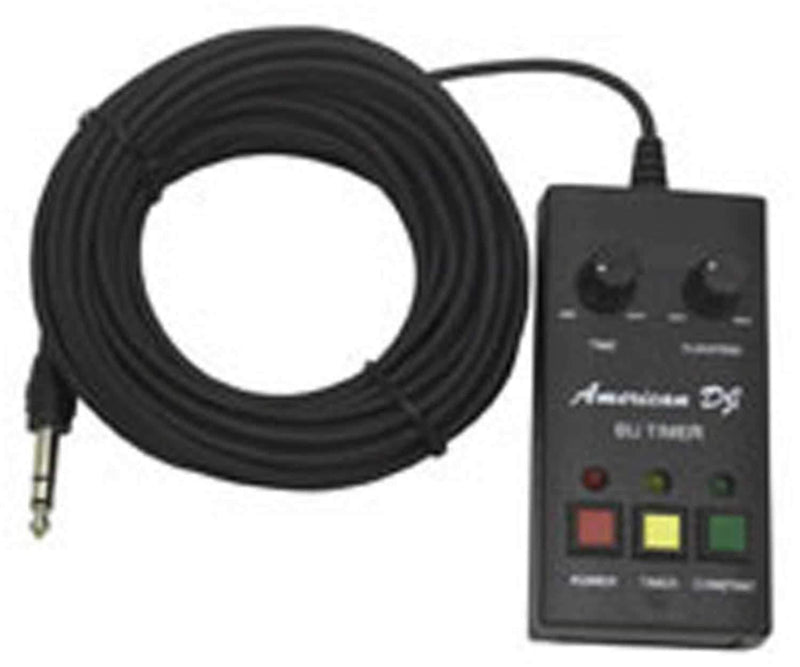 American DJ BT350 Timer For Bu-350 Bubble Machine - PSSL ProSound and Stage Lighting