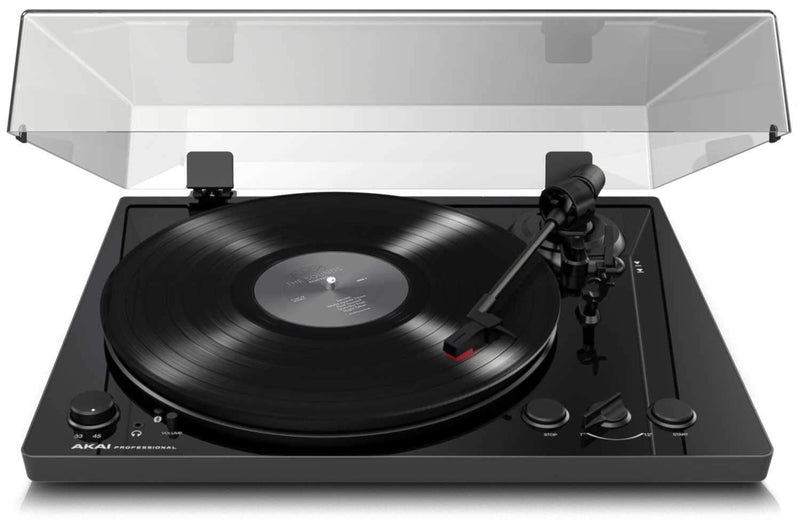 Akai BT100 Belt-Drive Turntable with Bluetooth - ProSound and Stage Lighting