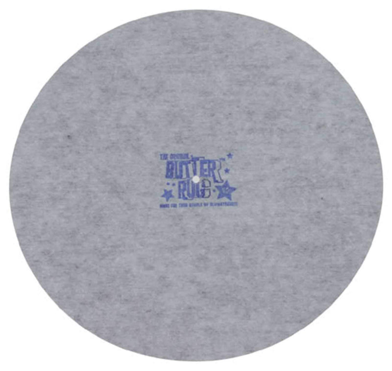 Thud Rumble Butter Rug Slipmats - Pair - PSSL ProSound and Stage Lighting