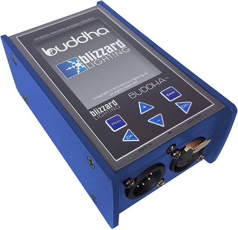 Blizzard Buddha DMX Cable Tester - PSSL ProSound and Stage Lighting
