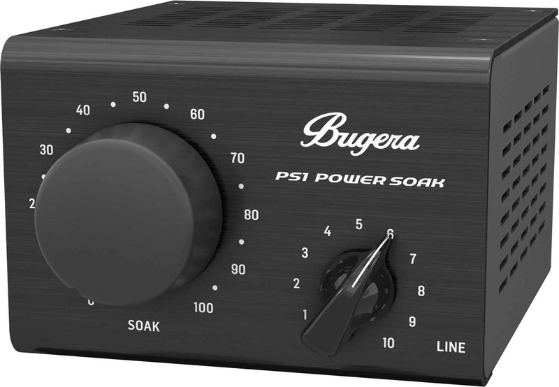 Bugera PS1 Passive Guitar & Bass Amp Attenuator - PSSL ProSound and Stage Lighting