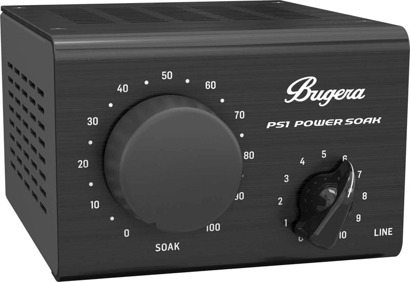 Bugera PS1 Passive Guitar & Bass Amp Attenuator - ProSound and Stage Lighting