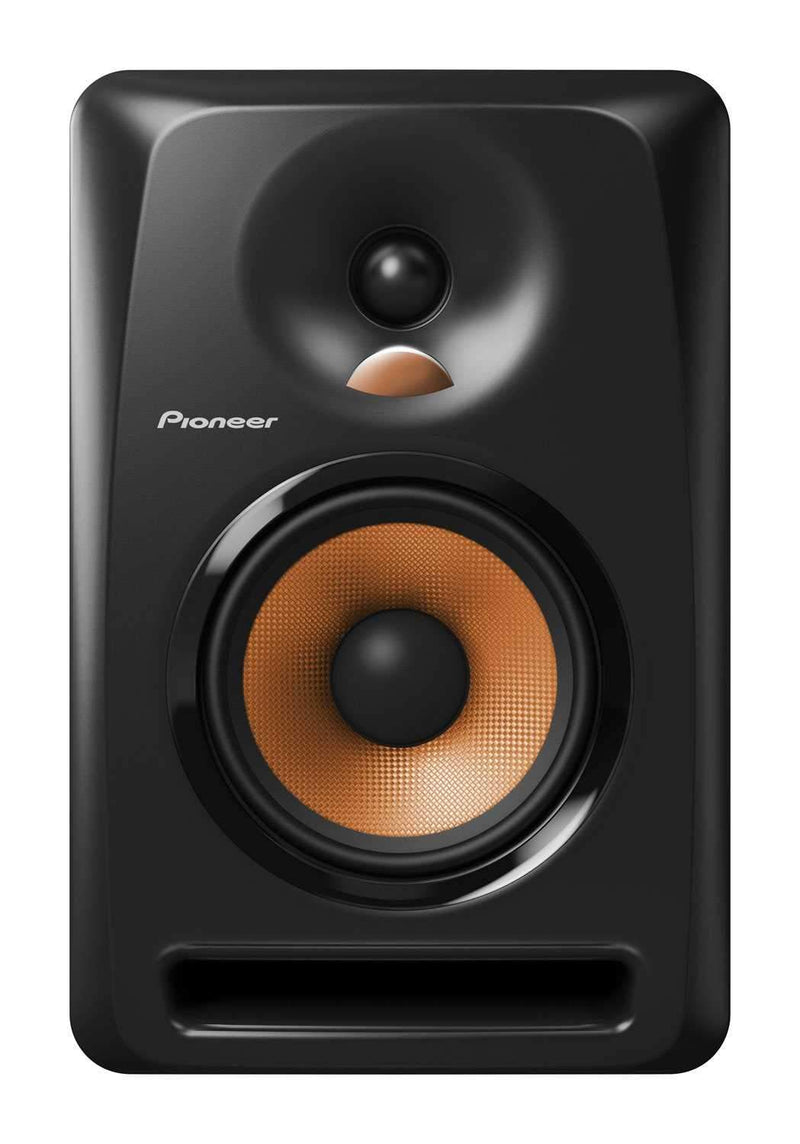 Pioneer BULIT5 5-Inch Powered Studio Monitor - PSSL ProSound and Stage Lighting
