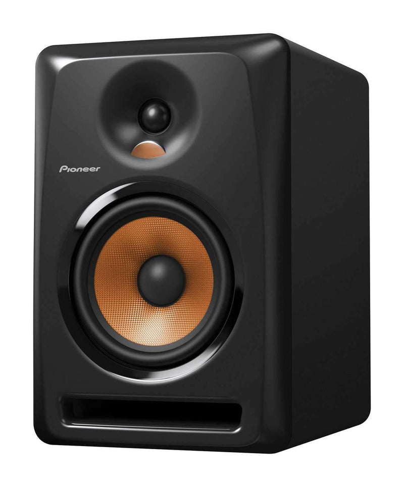 Pioneer BULIT6 6-Inch Powered Studio Monitor - PSSL ProSound and Stage Lighting