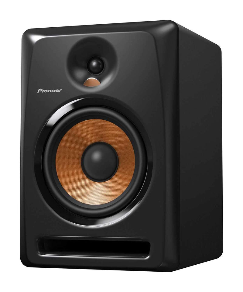 Pioneer BULIT8 8-Inch Powered Studio Monitor - ProSound and Stage Lighting