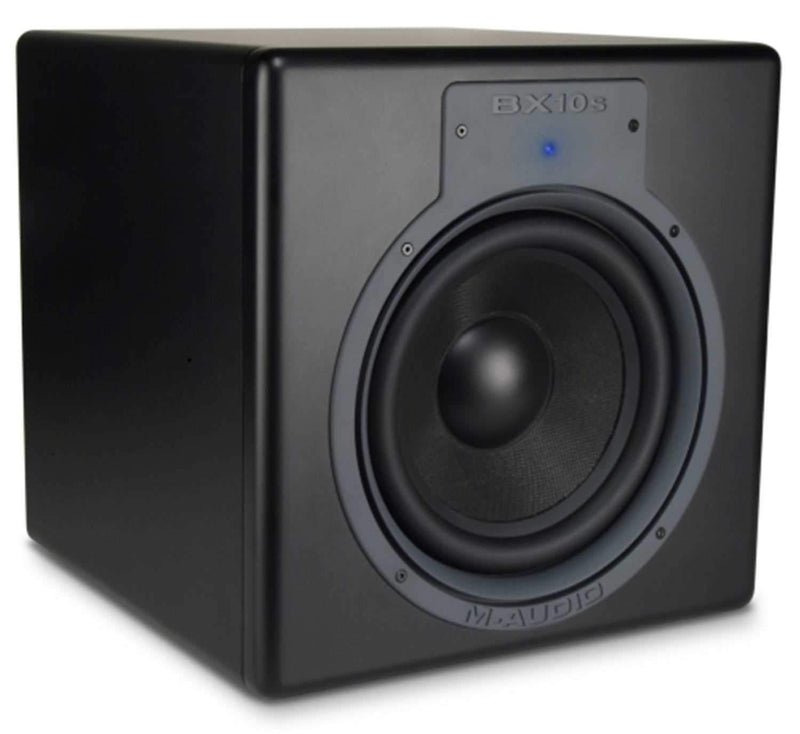 M-Audio BX10S Active 240 Watt Powered Subwoofer - PSSL ProSound and Stage Lighting