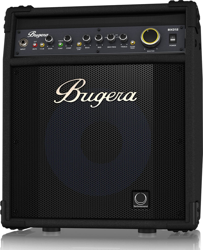 Bugera BXD12A 700W 2-Ch Bass Amp-12-Inch Speaker - PSSL ProSound and Stage Lighting