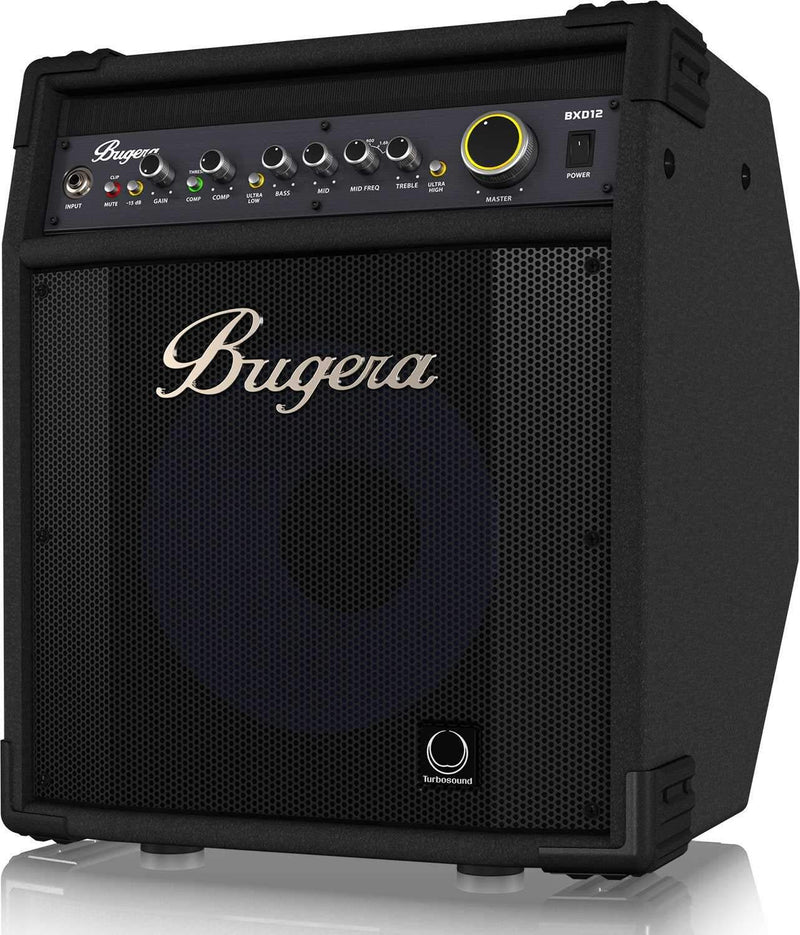 Bugera BXD12A 700W 2-Ch Bass Amp-12-Inch Speaker - ProSound and Stage Lighting