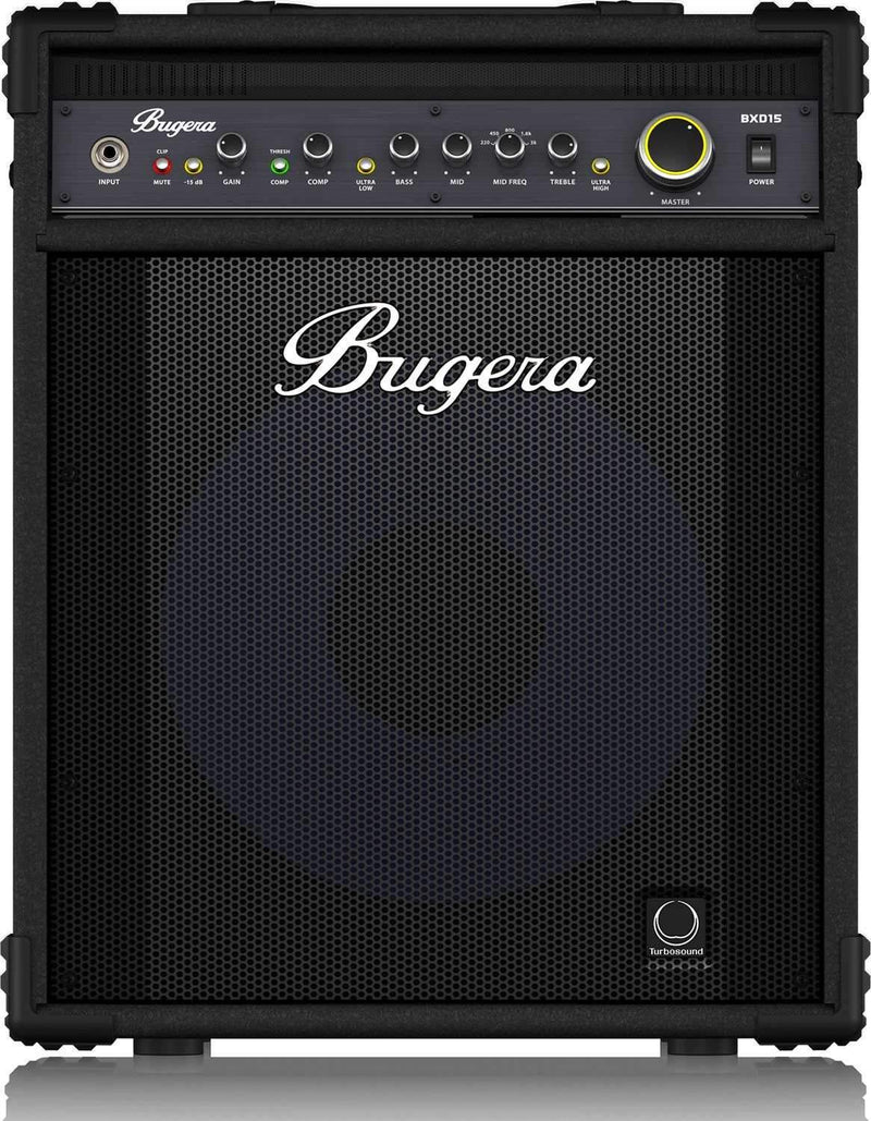 Bugera BXD15A 700W 2-Ch Bass Amp-15-Inch Speaker - PSSL ProSound and Stage Lighting