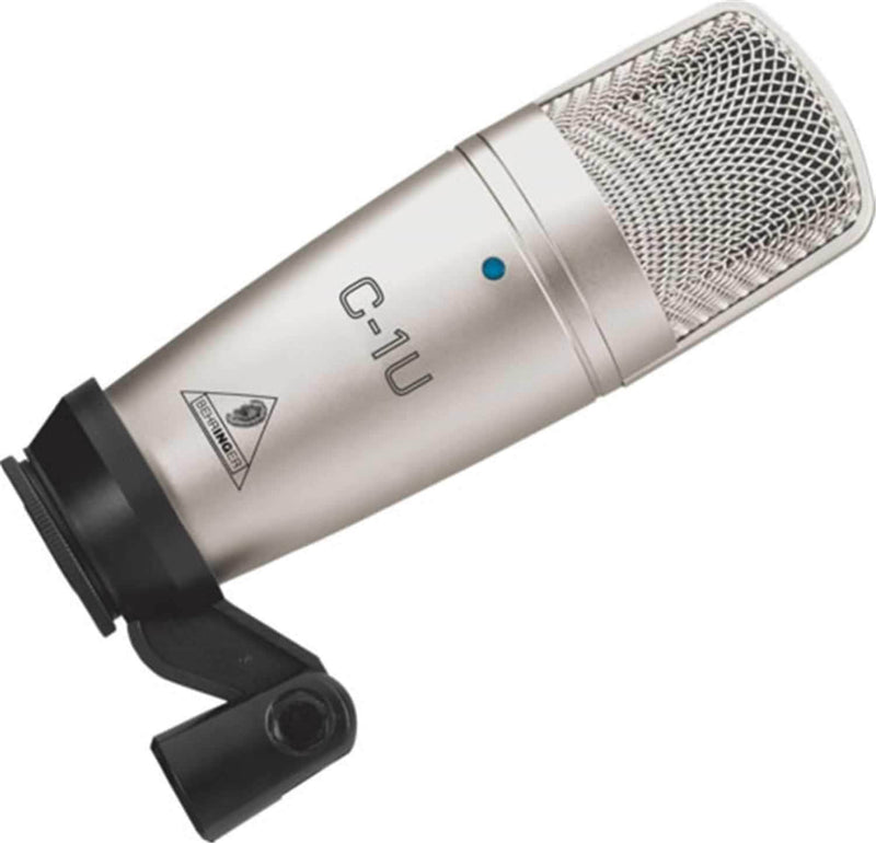 Behringer C1U Large Diaphragm USB Condenser Mic - ProSound and Stage Lighting