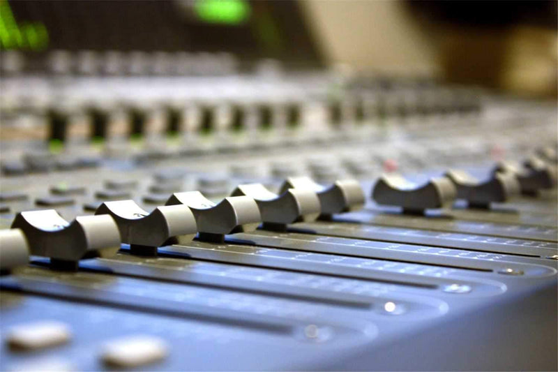 Avid C-24 24 Control Surface with I/O Pro Tools - PSSL ProSound and Stage Lighting