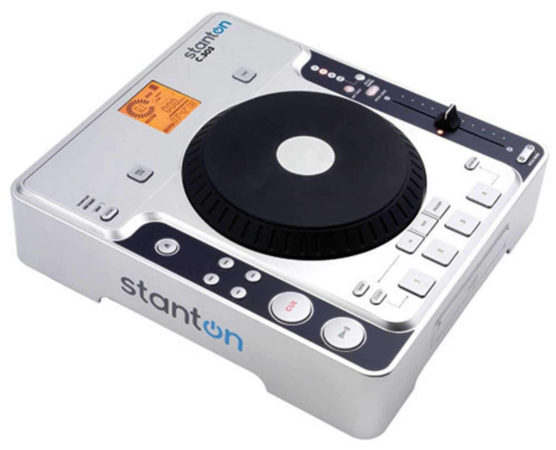 Stanton C-303 Single Table Top CD Player - PSSL ProSound and Stage Lighting