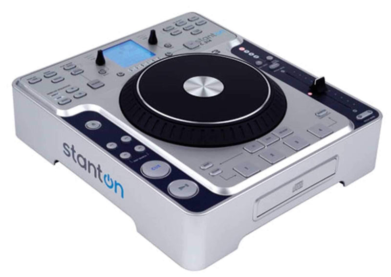 Stanton C314 Table Top CD/Mp3 Player with FX - PSSL ProSound and Stage Lighting