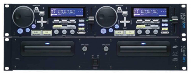 Stanton C-503 Dual CD Player - ProSound and Stage Lighting