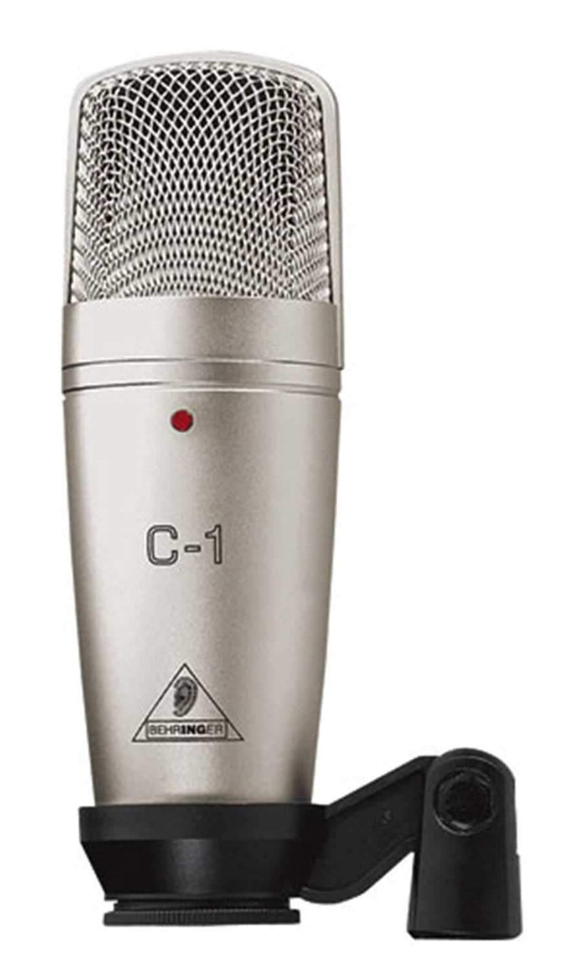 Behringer C1 Studio Large Condenser Microphone - PSSL ProSound and Stage Lighting
