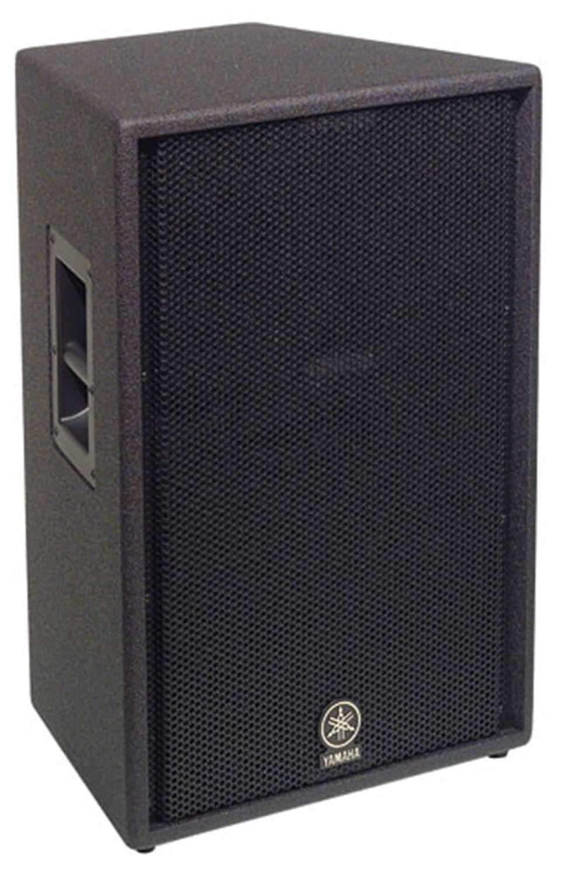 Yamaha C115V 15 2Way Club Texture Coated Speaker - PSSL ProSound and Stage Lighting