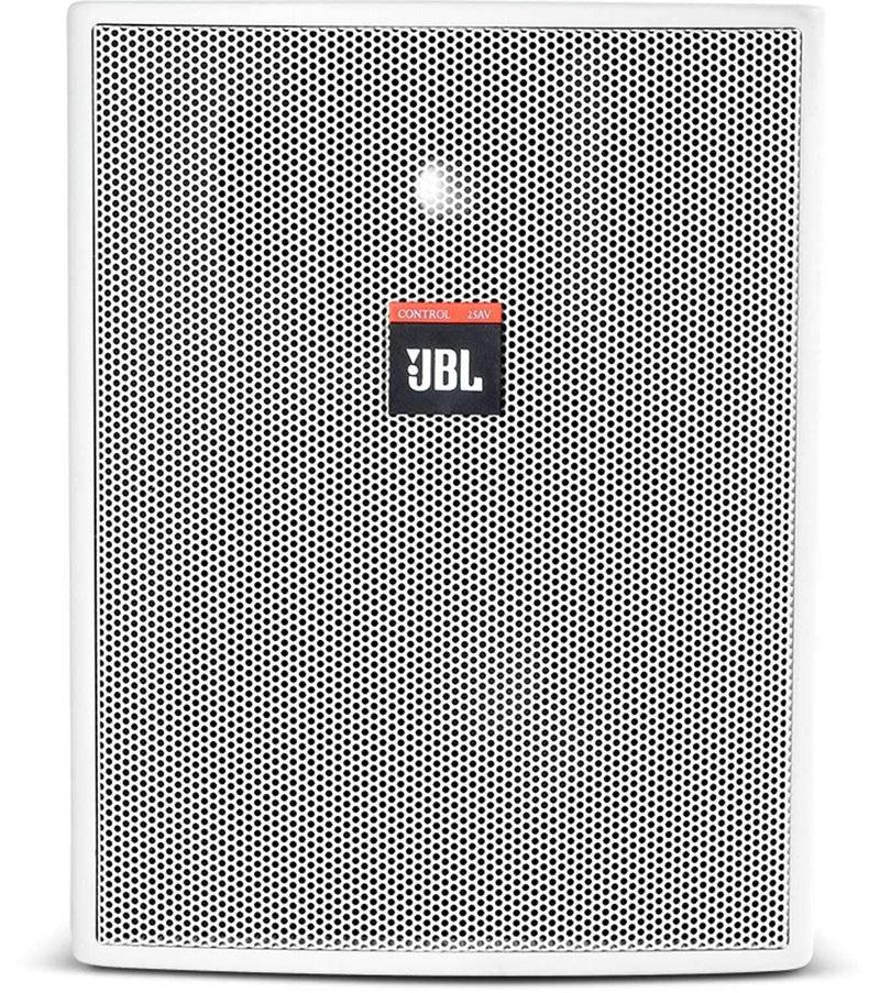 JBL C25AV-LS-WH Life Safety Speaker Pair White - PSSL ProSound and Stage Lighting
